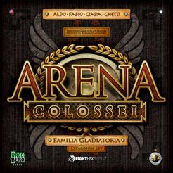 Arena Colossei: Familia Gladiatoria