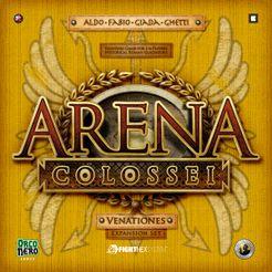 Arena Colossei: Venationes