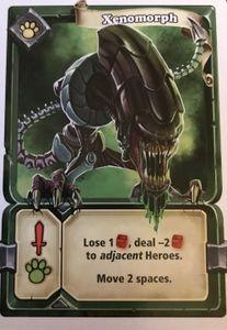 Arena: For the Gods! – Xenomorph