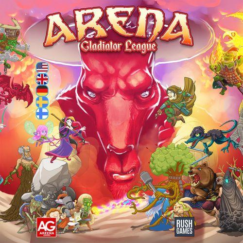 Arena: Gladiator League