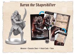 Arena: the Contest – Harun the Shapeshifter