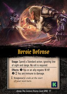 Arena: the Contest – Heroic Defense
