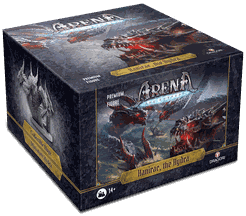 Arena: The Contest – Hydra, Ascaran the Archangel & Vanarus the Demon