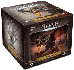 Arena: The Contest – The Elder Dragon