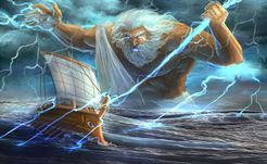 Argonauts: Wrath of Gods Mini Expansion