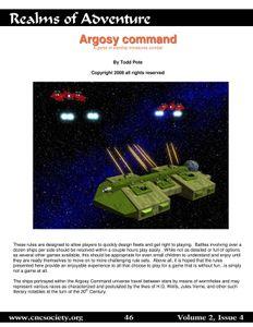 Argosy Command