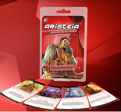 Aristeia!: Advanced Tactics Decks