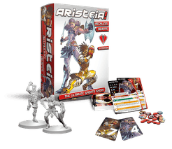 Aristeia!: Reckless Hearts