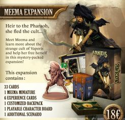 Arkeis: Meema Expansion