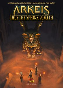 Arkeis: Sphinx Expansion