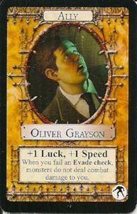 Arkham Horror: Oliver Grayson (Ally)