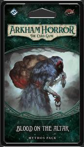 Arkham Horror: The Card Game – Blood on the Altar: Mythos Pack