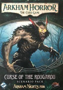 Arkham Horror: The Card Game – Curse of the Rougarou: Scenario Pack