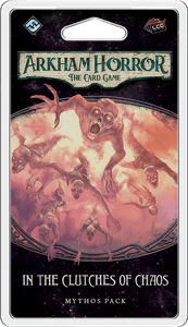 Arkham Horror: The Card Game – In The Clutches of Chaos: Mythos Pack
