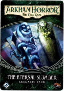 Arkham Horror: The Card Game – The Eternal Slumber: Scenario Pack