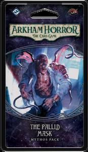 Arkham Horror: The Card Game – The Pallid Mask: Mythos Pack