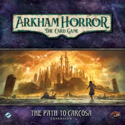 Arkham Horror: The Card Game – The Path to Carcosa: Expansion
