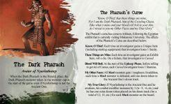 Arkham Horror: The Dark Pharaoh (Herald)