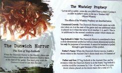 Arkham Horror: The Dunwich Horror (Herald)