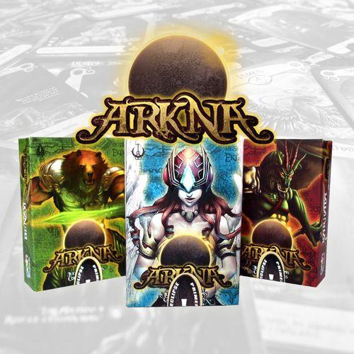 Arkna: Sed de Poder