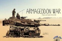 Armageddon War: Platoon Level Combat in the End War