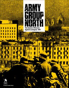 Army Group North: The Summer Offensive Against Leningrad, 1941