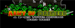 Army of Orkness: A 2-Bit Tower Defense Card Game (2nd Edition)