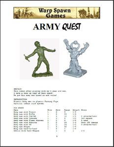 Army Quest