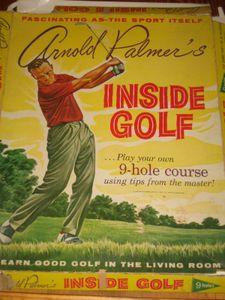 Arnold Palmer's Inside Golf