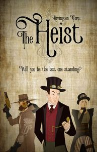 Arrington Corp: The Heist
