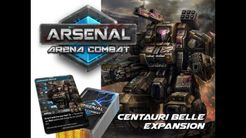 Arsenal: Arena Combat – Centauri Belle Expansion