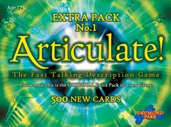 Articulate Extra Pack No. 1