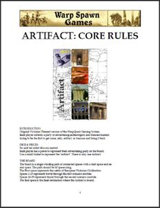 Artifact Core Rules