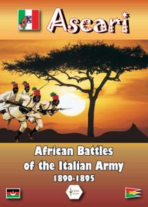 Ascari: African Battles of the Italian Army 1890-1895