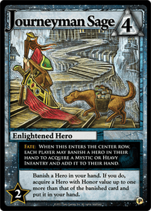 Ascension: Chronicle of the Godslayer – Journeyman Sage Promo