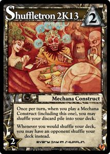 Ascension: Chronicle of the Godslayer – Shuffletron 2K13 Promo Card