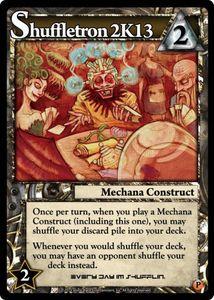 Ascension: Chronicle of the Godslayer – Shuffletron 2K13 Promo Card