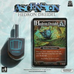 Ascension: Hedron Dreidel