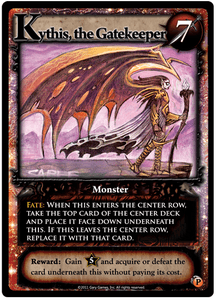 Ascension: Return of the Fallen – Kythis, the Gatekeeper Promo