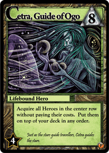 Ascension: Storm of Souls – Cetra, Guide of Ogo Promo