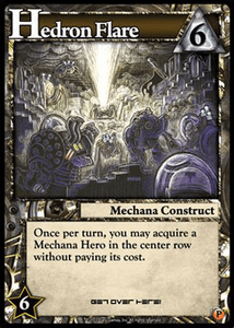 Ascension: Storm of Souls – Hedron Flare Promo