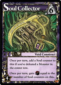 Ascension: Storm of Souls – Soul Collector Promo