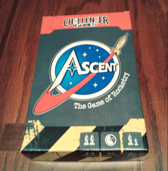 Ascent: The Game of Rocketry