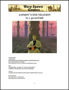 Asimov's Foundation