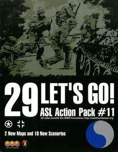 ASL Action Pack #11: 29 Let's Go!