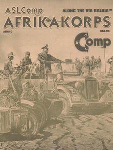 ASL Comp Afrikakorps: Along the Via Balbia