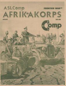 ASL Comp Afrikakorps: Frontier War