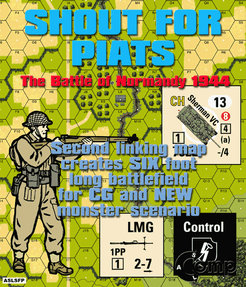 ASL Comp: Shout For PIATS – The Battle Of Normandy 1944