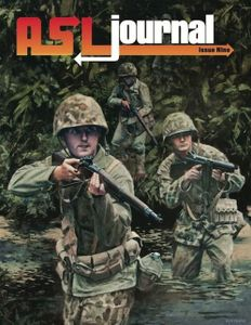 ASL: Journal – Issue Nine
