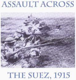 Assault Across the Suez